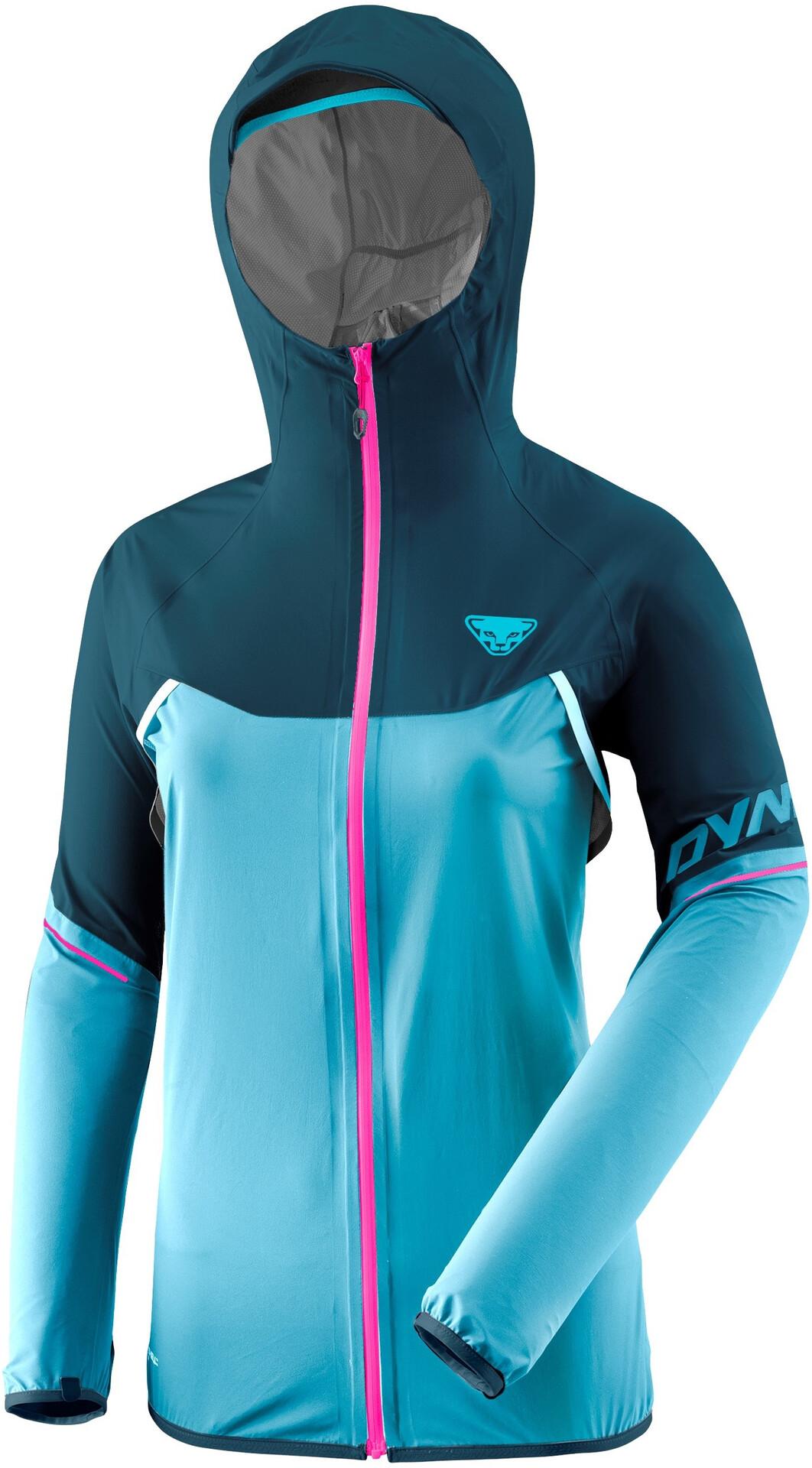 Dynafit Alpine Waterproof 2.5L Jacke Damen petrol